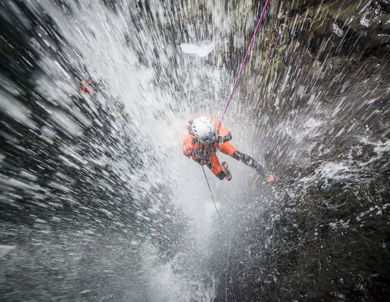 Canyoning Adventure Trip