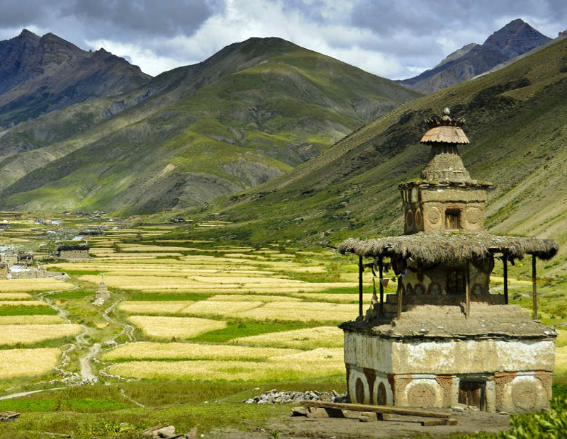 Lower Dolpo Round Trek