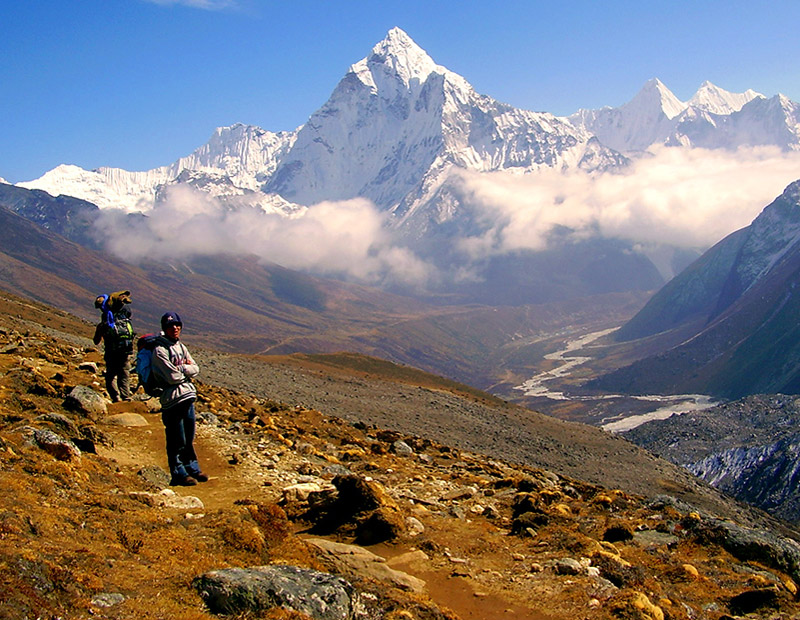 Lower Kanchenjunga Trek