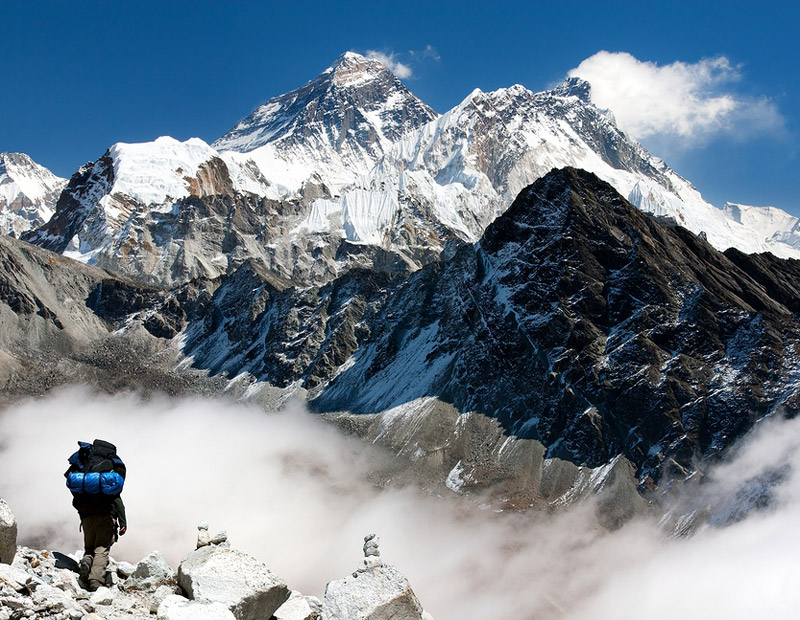 Everest to Rolwaling Trek