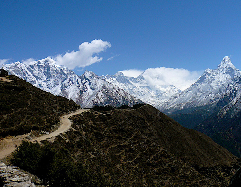 Everest View Short Trek